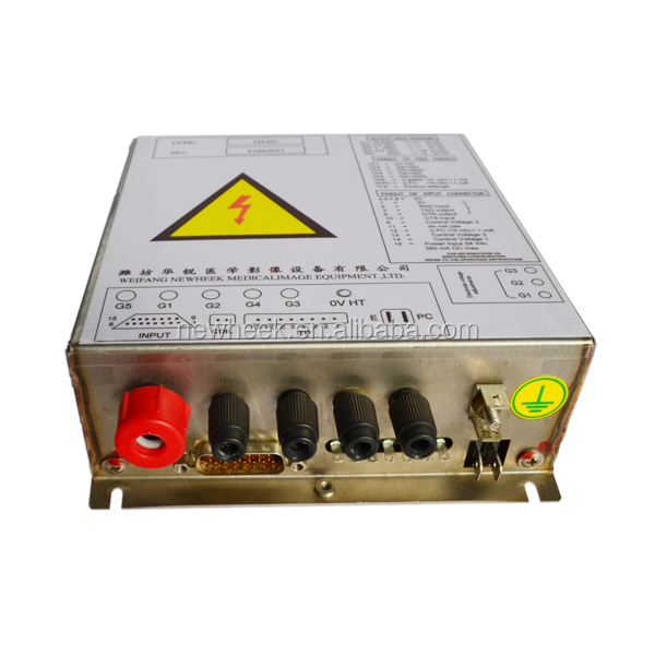 30KV High Voltage High Frequency transformer24V DC for c-arm hospital Xray machine x-ray image intensifier