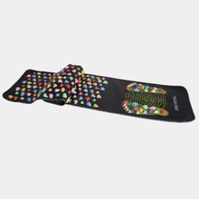 China manufacturer wholesale different design pebble fitness foot massage mat with good price