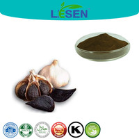 Natural Black Garlic Extract, Black Garlic Extract Powder, 10:1 20:1, Improving immunity
