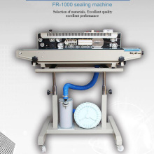 Factory price DBF-1000 Industrial Potato Chip Bag Band Sealer