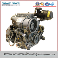 China license Deutz air cooled engine F3L912 for generator set