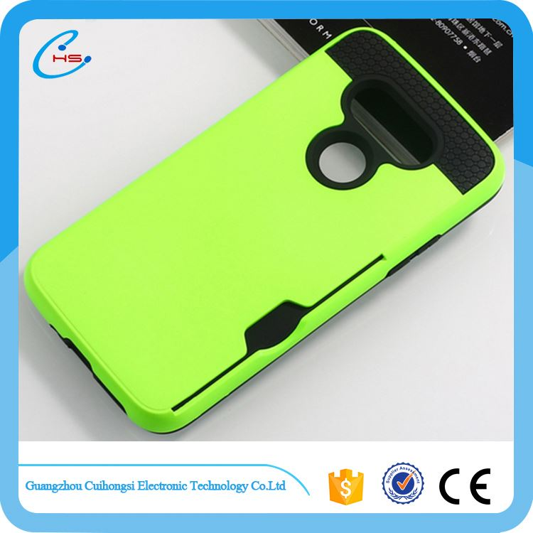 Hot selling simple durable card storage mobile phone case