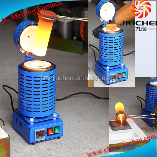 110V 2000Watt Automatic Digital Gold Silver Smelter for 1kg 2kg 3kg 4kg