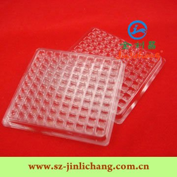 Mini SD card vacuum forming blister packaging