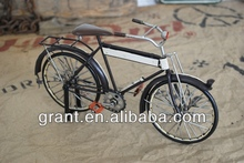 Antique Metal Bike Model