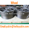 Zhangqiu Custom stainless steel forged wheel/train wheel/railway wheel for sale