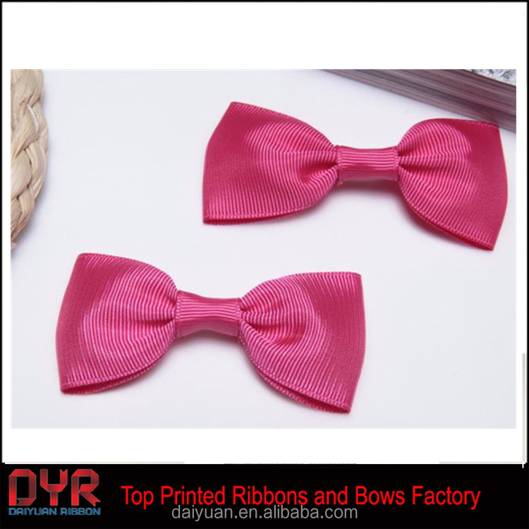 Bow Tie Knot Headband Bowknot Bright Colored