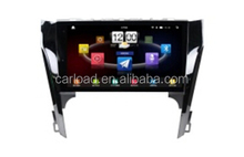 Android 10.1 touch screen car dvd for toyota camry 2012