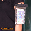 Hot sale & useful pvc waterproof bag case for all phone