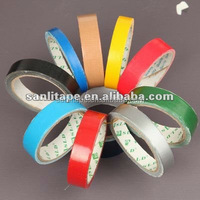 fabric tape( single sided cloth tape for stationery and booking bonding)