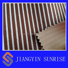 Toothpick grain manufactures tissue polyester oxford fabric price