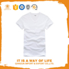 Chinese factory slim fit custom mens dry fit plain round neck t-shirt/reversible t-shirt/slim fit blank t-shirt