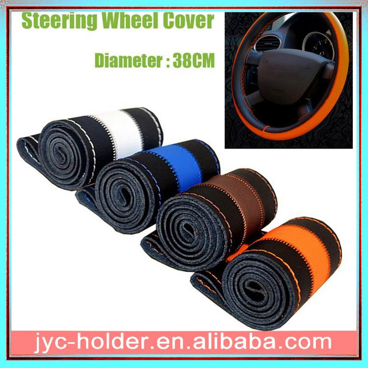 beautiful auto steering wheel cover ,H0T016 girly steering wheel cover , best steering wheel cover
