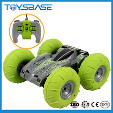 China Toys 4 Channel RC Stunt Car, RC Stunt Toy Car 360 Degrees
