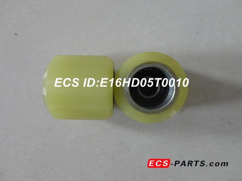 Escalator Handrail Pressure Roller of Mitsubishi 60*55-6202 2RS double bearing