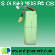 20C 30C 35C high discharge rate lithum polymer battery 3.7V 11.1v 5000mah rechargeable li-po battery