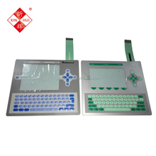 2 Pieces Flat Tactile Membrane Keypad For Industrial Inkjet Printer