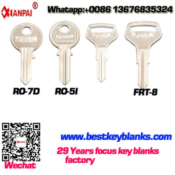 G112 Best quality old Wholesale door key blanks TRI-11D Manufacturers