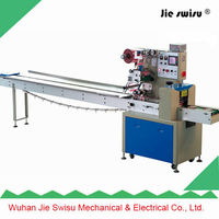 Wuhan Jie Swisu bread bag closure packing machine