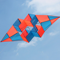 2015 new style double delta kite