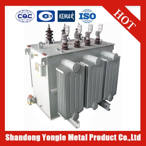 20kv 63kva 3 phase oil immersed electric distribution power transformers