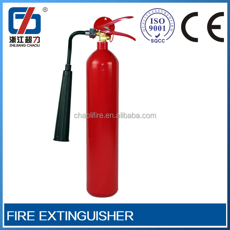 Alloy steel empty fire extinguisher cylinder Extinguisher For sale