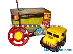 my 1st radio-controlled school bus with sound & light