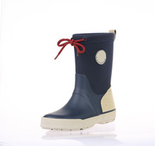 Kids neopreen rubber rain boot