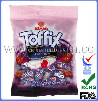 Customized cheap price candy package