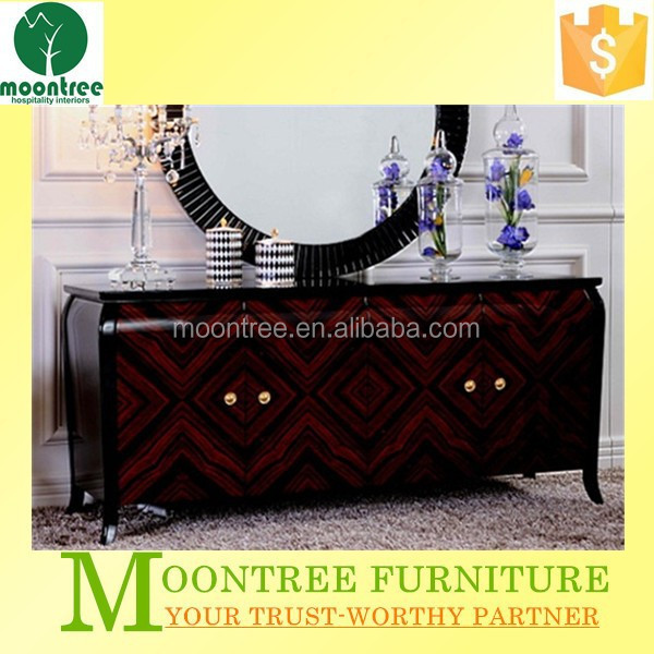 Moontree MCB-1113 bedroom furniture wooden dressing cabinet with mirror