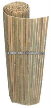 cheap natural bamboo screen split fence
