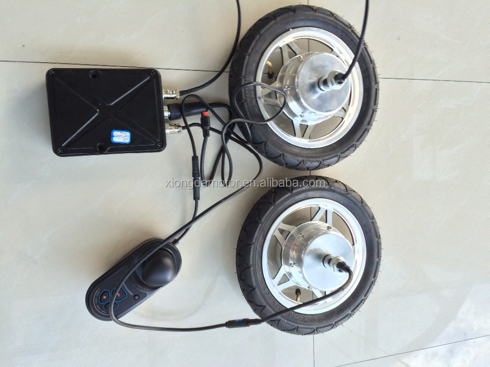 electric wheelchair conversion kit_motor kit_controller and joystick for wheelchair