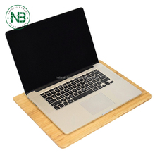 Wholesale lightweight portable computer tray bamboo laptop lap desk board