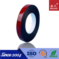 Single or double side adhesive pe foam tape with slitting service