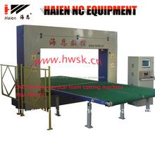 latex foam cutting machine