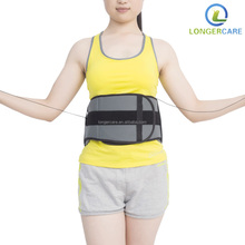 orthopedic back brace plastic spine support back pain relief
