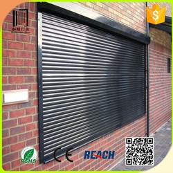 aluminum rolling shutter/aluminum window shutters/electrical window curtains design with good price