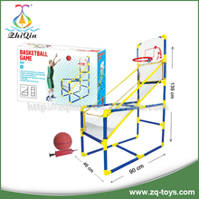 New design basketball games indoor basketball stand for kids