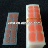 Factory Produce Double Side Nail Adhesive Sticker/Nail Adhesive Double Sided Tape