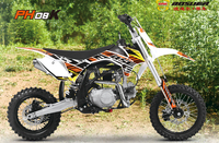 special design dirt bike good looking Zongshen 155CC KTM plastic cover