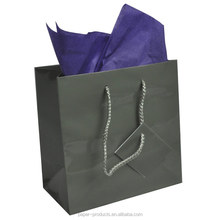Small glossy euro tote paper bag