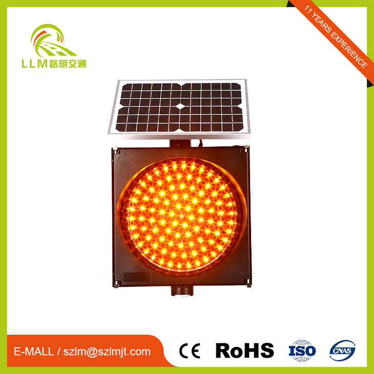 Brand new road hazard warning light
