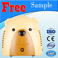 Shuangsheng SS-7B pressure-air cartoon nebulizer with adult children mask