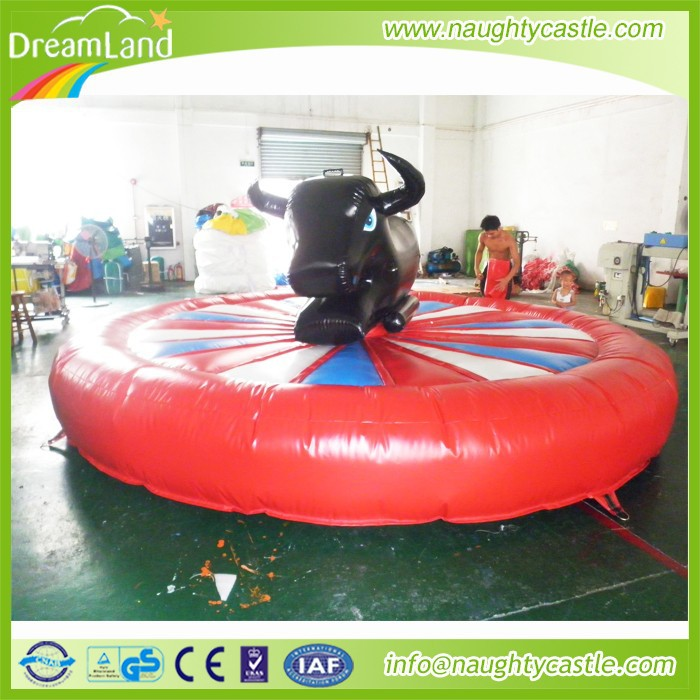 newest inflatable mechanical riding bull,hot sale inflatable mechanical bull,inflatable mechanical rodeo bull
