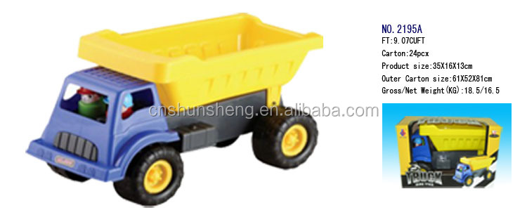 Plastic Sand Beach Toy Truck,Summe Toys Kids Beach Toys Truck