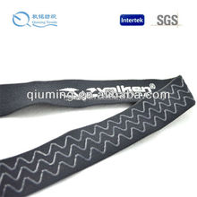 2018 New design silicone elastic gripper tapes for garment