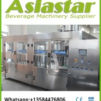 CE Approved Automatic Beverage Bottle Filling