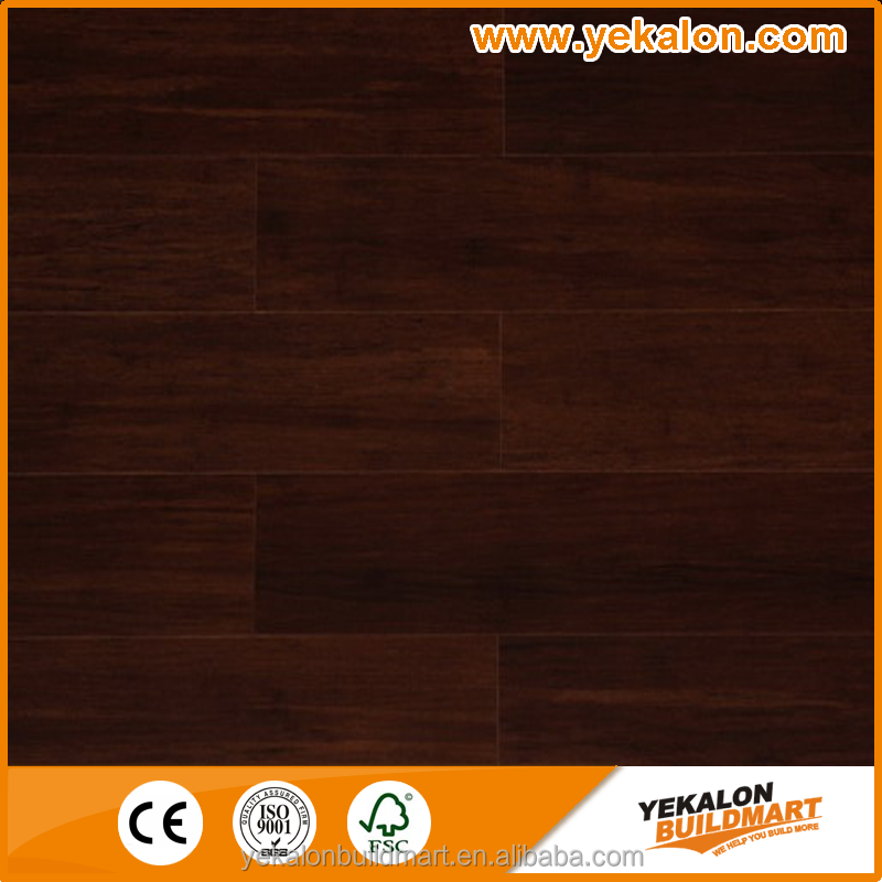 Yekalon 2015 hot sale cozy environmental protection grey floor mat bamboo plank