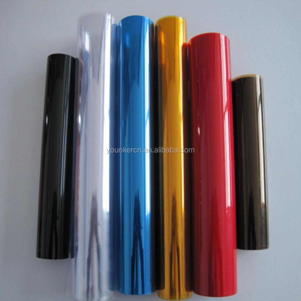Food Or Pill Grade Pharmaceutical Rigid Pvc Transparent Film By Roll