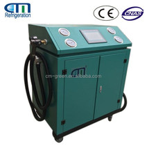 CM86 refrigerant charging machine gas refrigerator filling machinery for R134A/R600